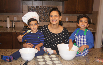 Cooking with Family – Strong Bonds and Healthy Meals
