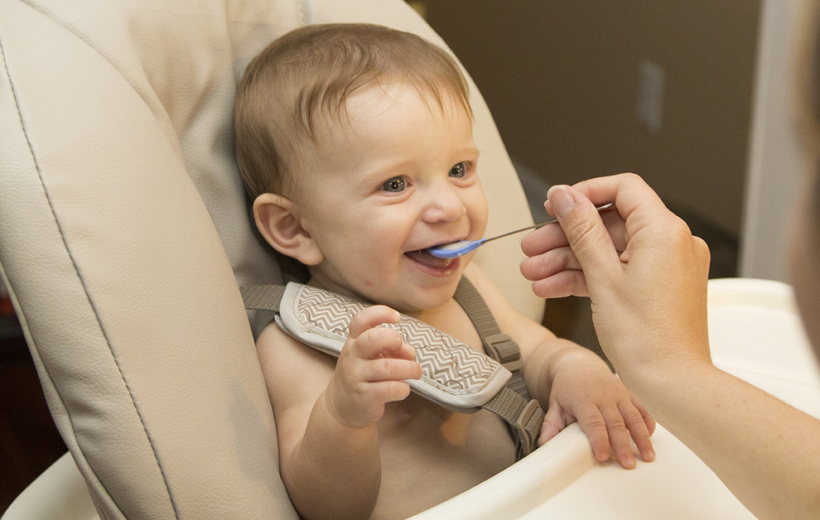 Expanding Your Infant's Palate: When and How to Start Solids