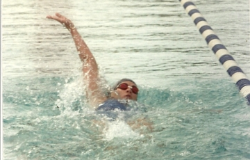 Influence of Competitive Swimming as a Teen